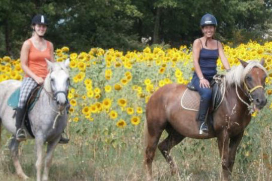 Equitazione in Toscana